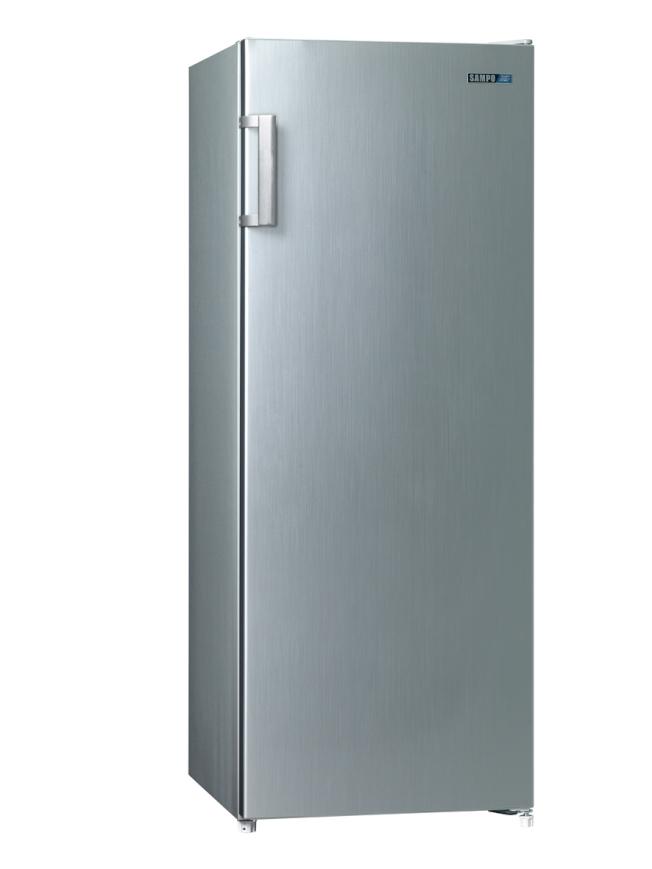 聲寶170L直立式無霜冷凍櫃。(圖:全國電子提供)