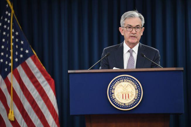 如果通膨的確開始上升,Fed將不會立即採取任何行動。(Getty Images)