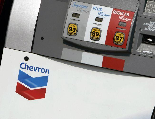 石油價格去年12月上漲超過10%。(Getty Images)
