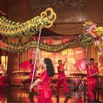 瑪麗皇后號上海之夜晚宴 歡迎參加