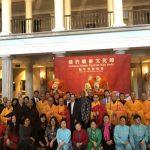 布碌崙廟會文化節 區長穿唐裝表彰6華人