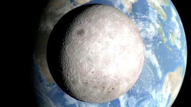 中國計畫在本世紀中建立地球—月球太空經濟區。(取材自NASA網站)