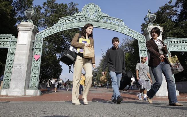 有的華人組織認為,美國名校對華人學生有隱形歧視。(美聯社)