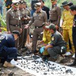 泰富二代疑是連續殺人魔!警搜索池塘撈出近300件人骨