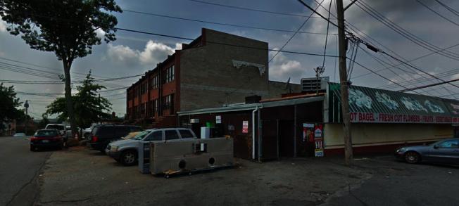 史島華男凌晨在此處遭暴力搶劫。(取自谷歌地圖)
