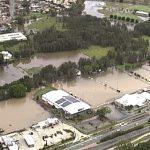 澳洲百年一遇暴雨 紓緩野火卻釀洪災