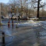 曼哈頓上西城水管再破裂 地鐵停擺