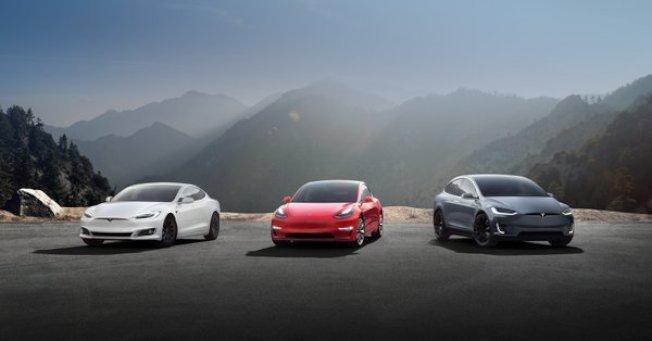 SB 1法案對2020年前的電動車提出減免汽油稅引發爭議。(特斯拉推特)