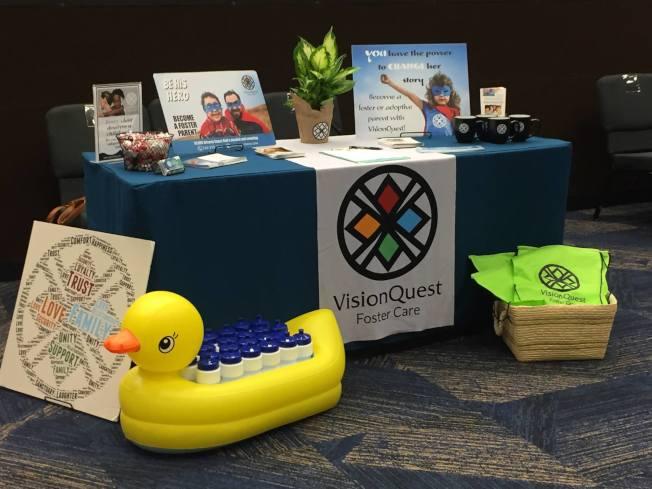 VisionQuest正尋求經營一個可容納120名兒童的收容所。(VQ臉書)