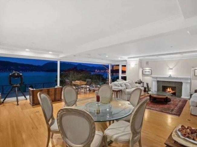 英國哈利王子的妻子梅根傳出對加拿大卑詩省西溫地區一棟價值約2788萬美元幻海濱豪宅感興趣。(取材自太陽報)