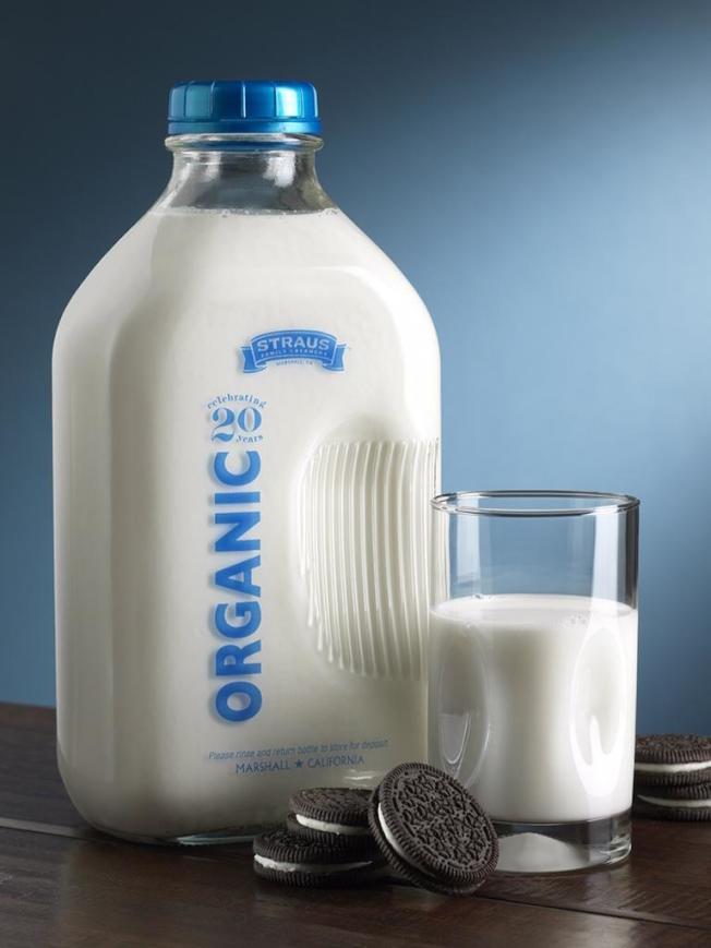 有機牛奶開封前,通常可保存一個月,因它經過超高溫殺菌。(取自推特)