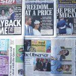 哈利梅根揮別王室 英國民眾看法兩極