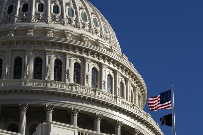 國會參院正加強準備,定22日展開審理川普總統彈劾案。(美聯社)