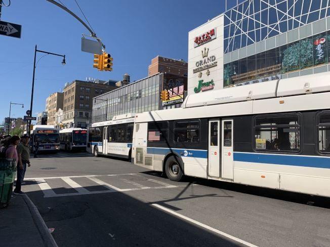 紐約皇后區公車改名、減站 華人受影響