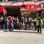 曼哈頓華埠拍片街道禁停 民怨辦年貨受阻