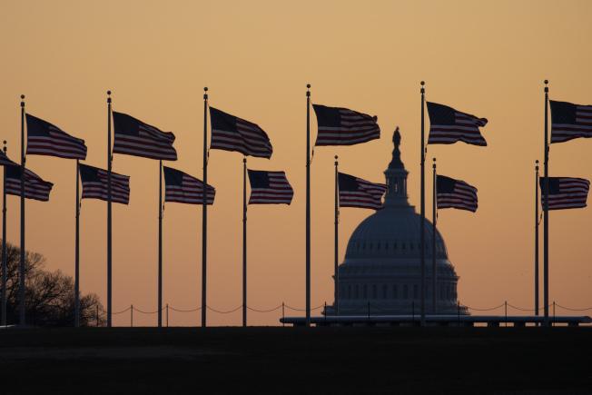 山雨欲來風滿樓,美國歷史上第三次國會彈劾總統的審理案21日即將開始。(美聯社)