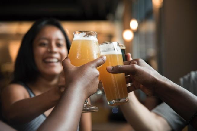 德州是美國第39個「最好酒的地區」,超過半數成人經常喝酒。(Pexels)