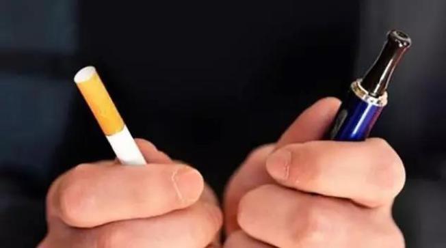 來越多人放棄傳統香菸,選擇電子菸。(西達賽奈醫學中心提供)