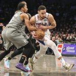 NBA/西蒙斯大三元登記錄 七六人撕破籃網