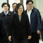蔡英文否認改國號:馬英九任內也用「中華民國台灣」