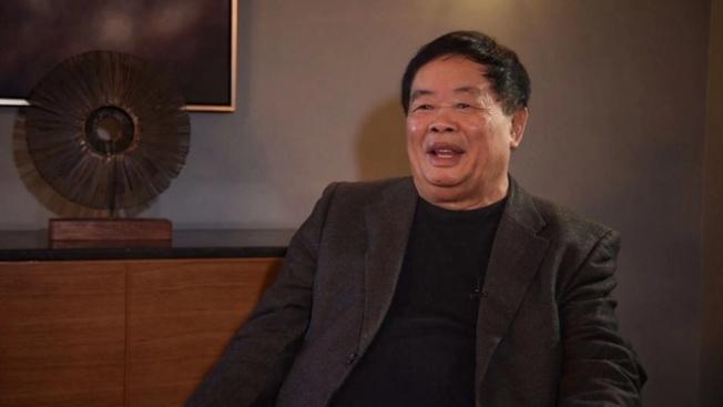 福耀玻璃董事長曹德旺。取材自第一財經日報