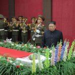 金正恩前往祖父百歲女戰友靈堂吊唁 宣揚白頭山精神