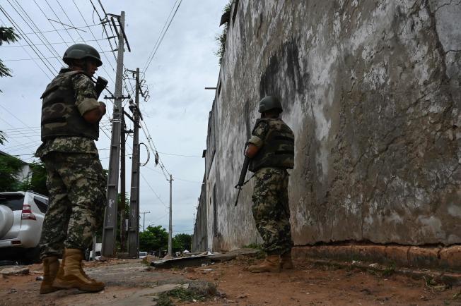 巴拉圭和巴西過去2天共發生2起囚犯越獄事件。(Getty Images)