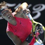 澳網╱納達爾享受打球樂趣 不以超越費德勒為目標