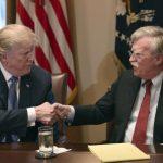 說說而已?川普宣稱希望波頓作證又說涉及國安問題