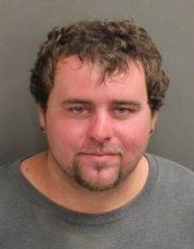 28歲建築工東尼(Mason Trever Toney,圖)以泥鏟打死建築公司負責人奈特(William Steven Knight)。佛州橙郡警長辦公室提供