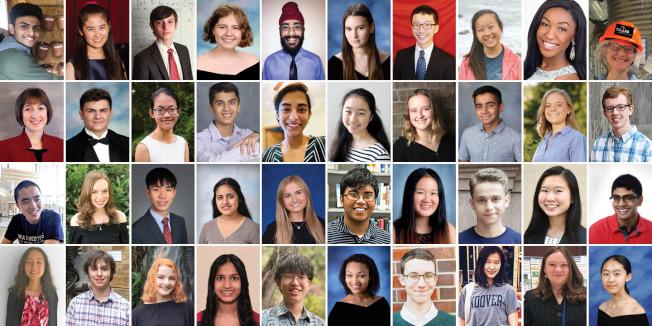 雷傑納隆科學獎公布前40名入圍者,華生至少11人。(主辦方提供)
