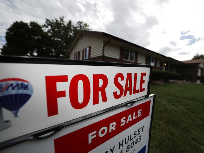5月1日起將禁止房仲以「密售」方式買賣房屋。(美聯社)