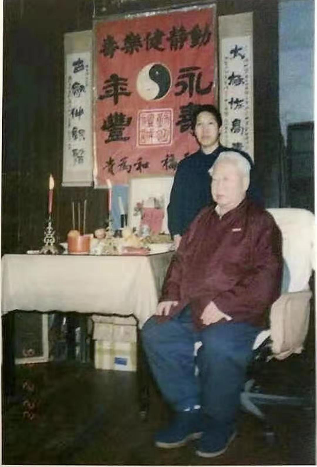 楊式太極拳第五代傳人楊俊義,秉承師訓,緬懷恩師傅鍾文117周年誕辰。
