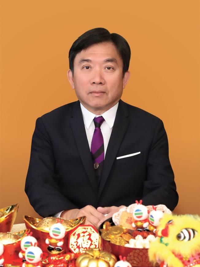 陳國強宣布辭去TVB主席,他掌舵TVB逾8年屢次和葉璇、郭羨妮、佘詩曼、徐子珊等花旦傳緋聞。(取材自TVB)