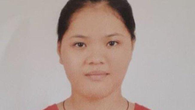 中國女生郭玉萍隨團來美訪問,但從接待家庭失聯,警方呼籲公眾協尋。(網路圖)