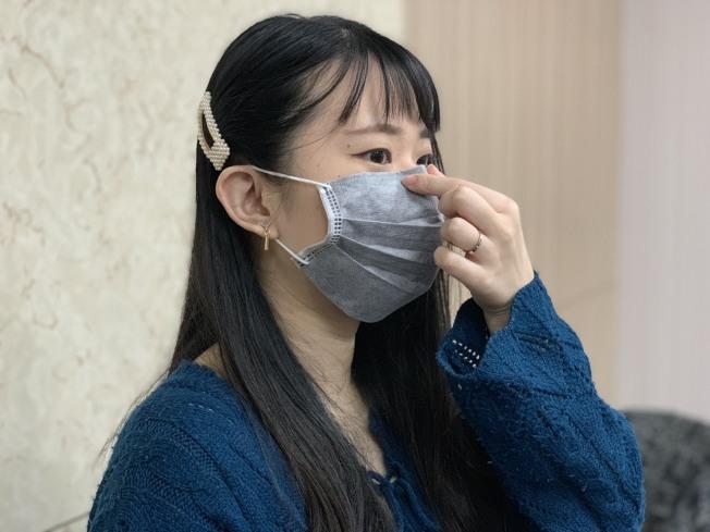 疾管署自22日起每周釋出100片口罩,會配送外科口罩至超商指定物流中心,再交由超商上架販賣。(記者陳婕翎/攝影)