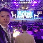 世界大學啦啦隊錦標賽 中華啦協秘書長廖志華任評審