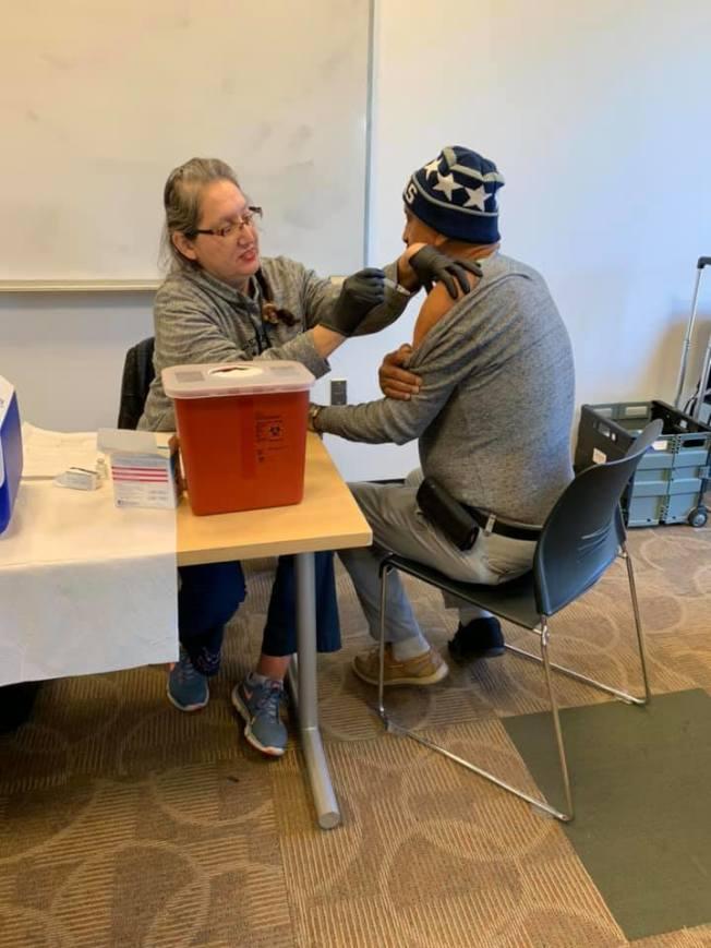 在今年剛開始的流感季,達拉斯已有11人病逝,衛生局呼籲接種疫苗。(達拉斯衛生局臉書)