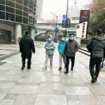 武漢肺炎擴散北美華人籌款捐口罩