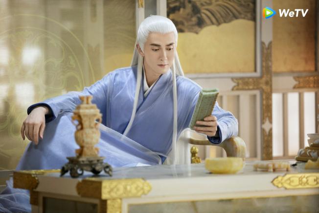 高偉光主演「三生三世枕上書」。(圖:WeTV提供)