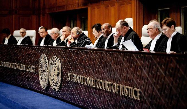 海牙國際法庭23日宣讀判決,下令緬甸立即採取行動防止洛興雅人遭種族滅絕。歐新社