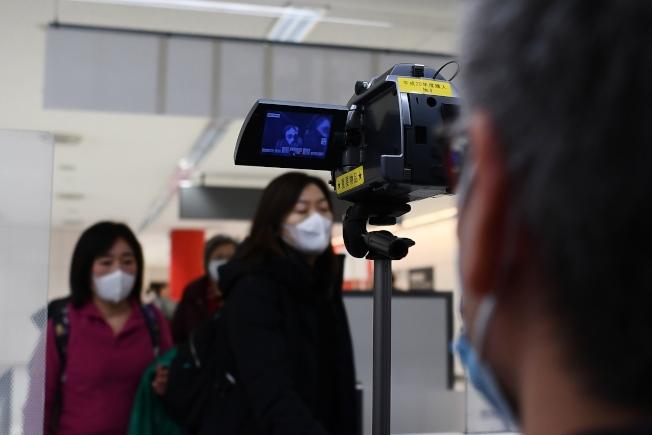 日本厚生省24日宣布,境內第二起武漢肺炎確診,為境外移入病例,患者為來自中國武漢的40歲遊客。Getty Images