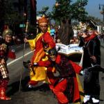 洛城明起活動接力賀新春