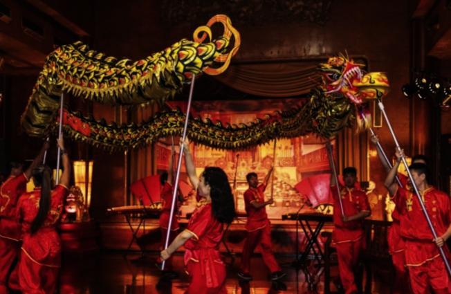 長堤市瑪麗皇后號 (The Queen Mary )將於25日舉行上海之夜聯歡晚宴。(The Queen Mary 官網)