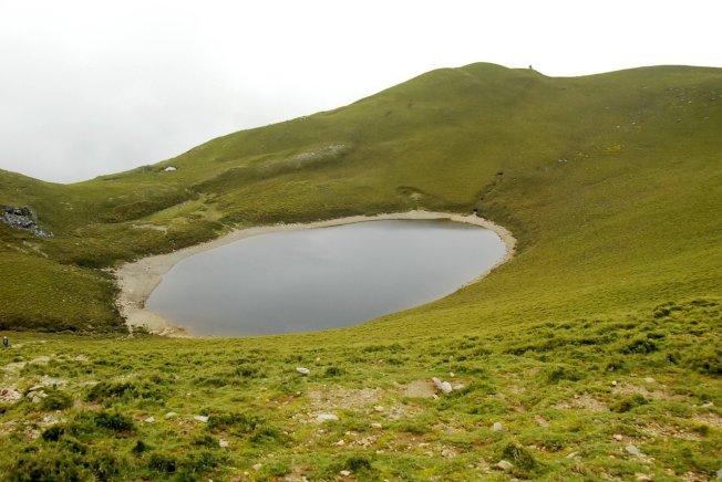 嘉明湖。聯合報系資料照