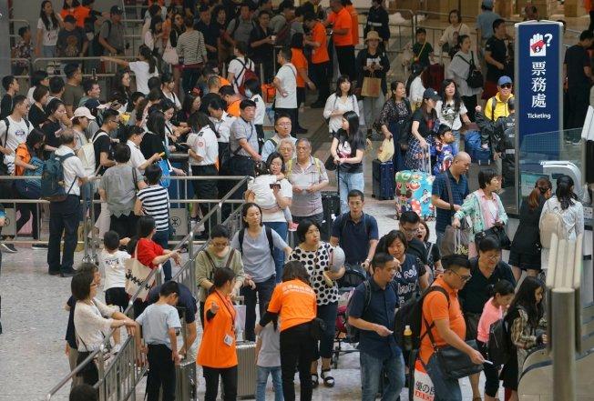 台灣近年成為許多香港人移民的熱門選擇。示意圖/聯合報系資料照