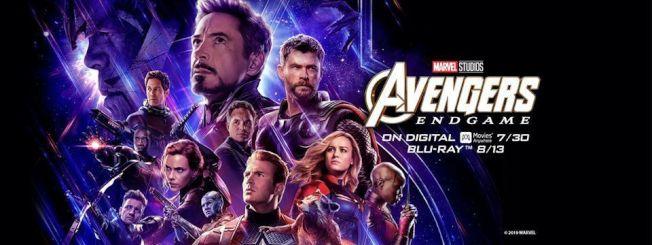 「復仇者聯盟4:終局之戰」(Avengers: Endgame)無疑是迪士尼頭號搖錢樹,全美票房8.58億美元,穩居年度冠軍。 圖/取自Avengers粉專