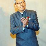 蔡偉發表新春賀詞