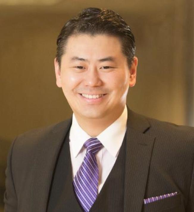 鄭博仁 (Paul Cheng)成為亞凱迪亞第四選區市議員候選人。(網路圖片)
