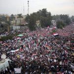 伊拉克民眾大遊行 促美軍撤離